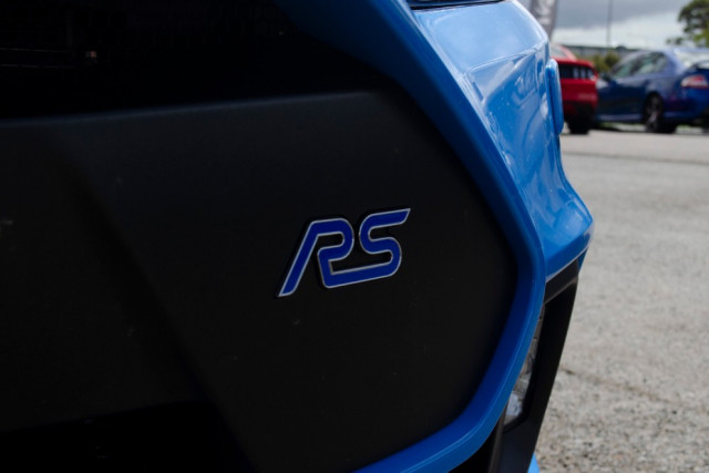 2017 MY17.5 (RS Model) Ford Focus LZ RS Limited Edition Hatchback