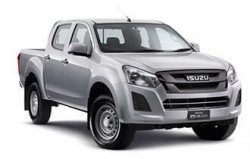 New Isuzu UTE 4x2 SX Crew Cab Ute High-Ride