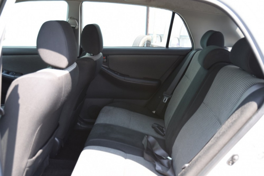 2006 Toyota Corolla ZZE122R 5Y Conquest Hatchback