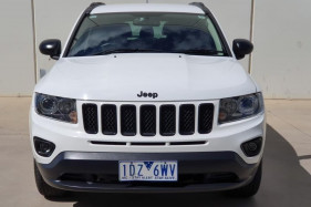 2014 Jeep Compass MK MY14 BLACKHAWK Suv