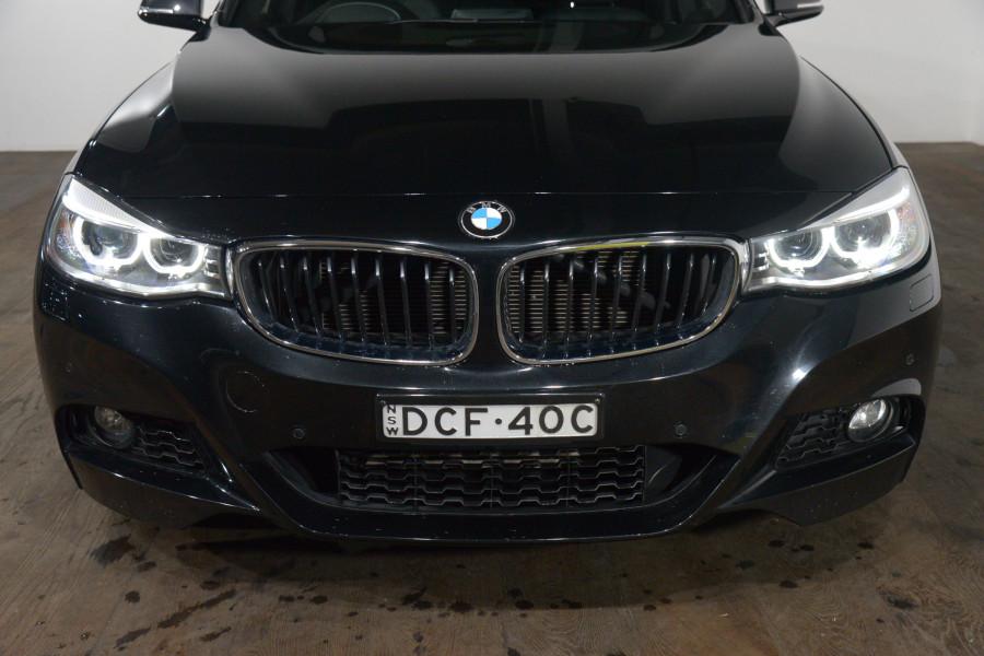 2015 BMW 3 20i Gran Turismo (Sport)