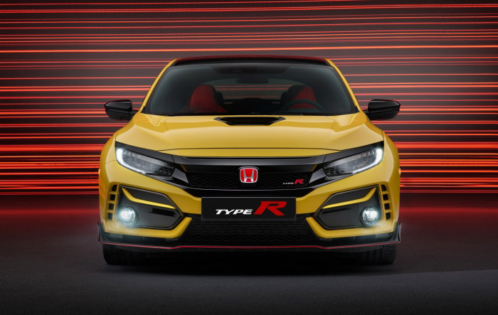 Civic Hatch Type R Type R Limited Edition