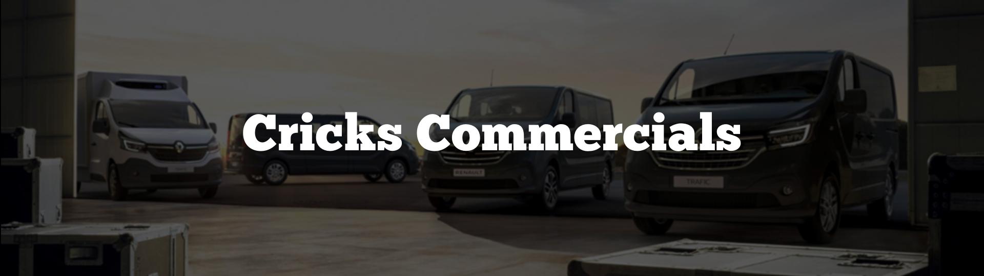 Cricks Commercials
