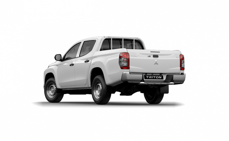 2020 MY21 Mitsubishi Triton MR GLX Double Cab Pick Up 4WD Dual cab Image 3