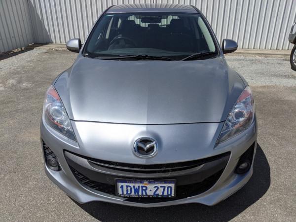 2012 Mazda Mazda3 BL10F2 Maxx Maxx - Sport Hatchback