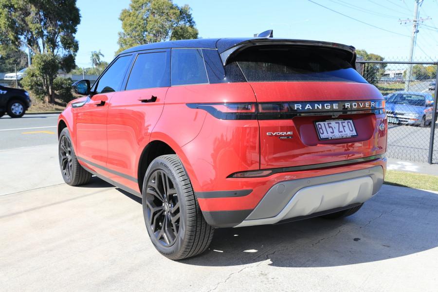 2019 MY20 Land Rover Range Rover Evoque Suv Image 4