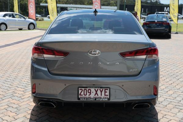 2017 MY18 Hyundai Sonata LF4 Premium Sedan