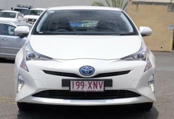 2016 Toyota Prius ZVW50R I-Tech Liftback