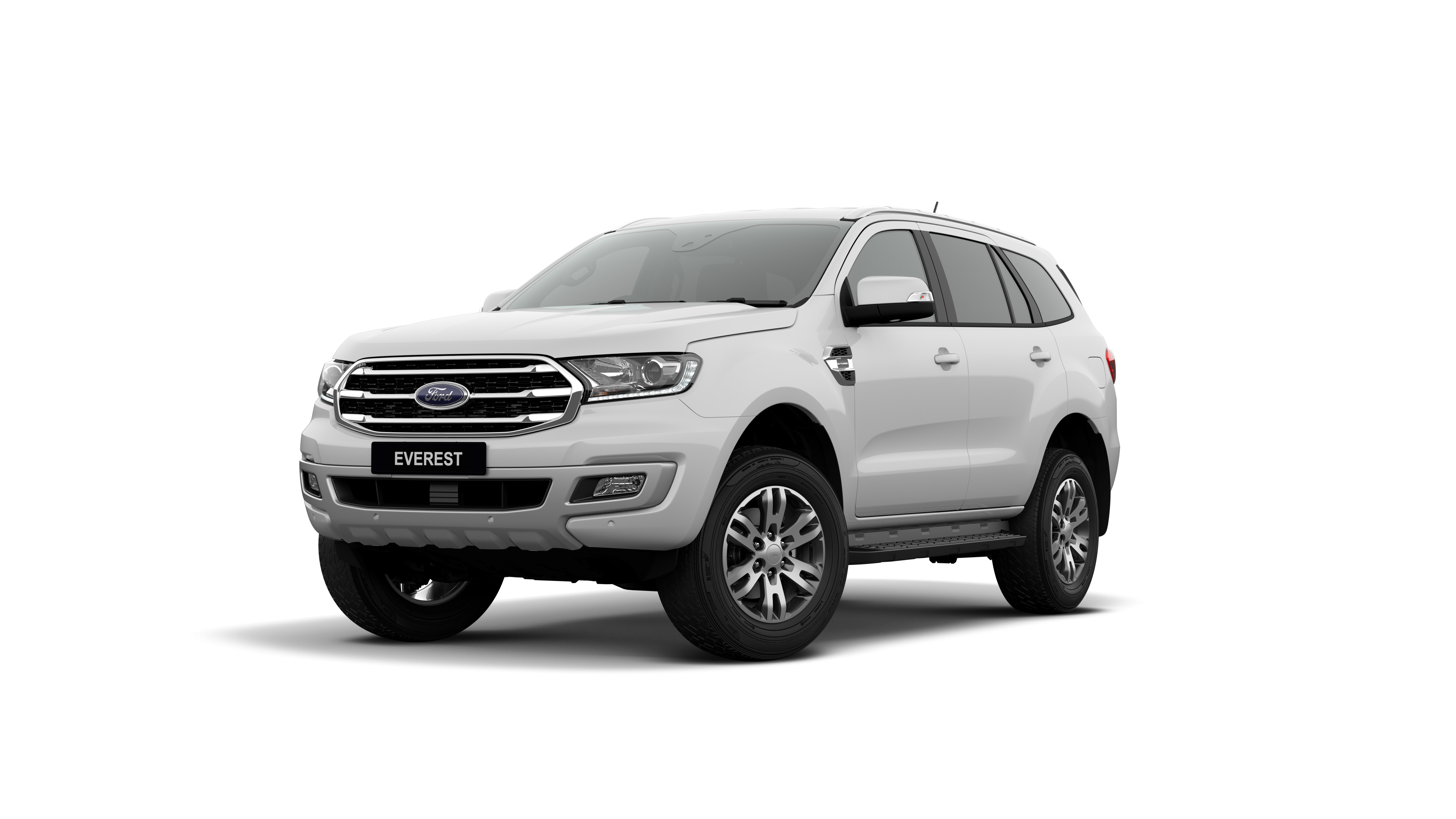 MY2019.75 Ford Everest Trend 3.2 auto 4WD from $56990