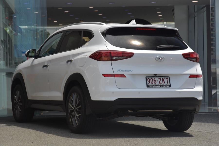 2019 Hyundai Tucson TL3 Elite Hatchback
