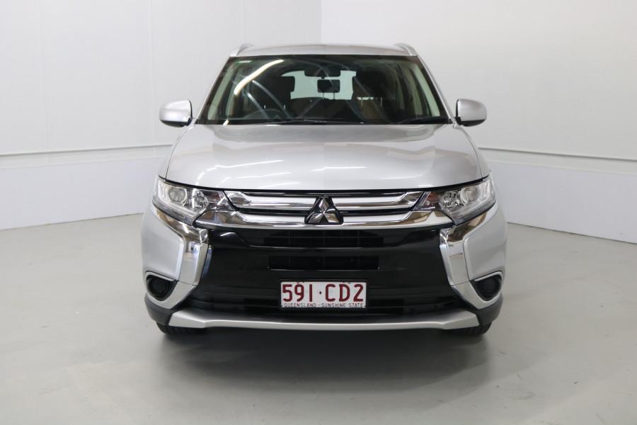 2018 MY18.5 Mitsubishi Outlander ZL MY18.5 ES Suv Image 2