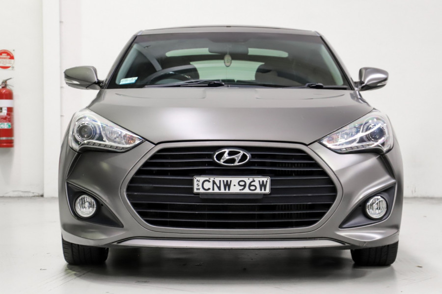 2013 Hyundai Veloster FS2 SR Turbo Hatch