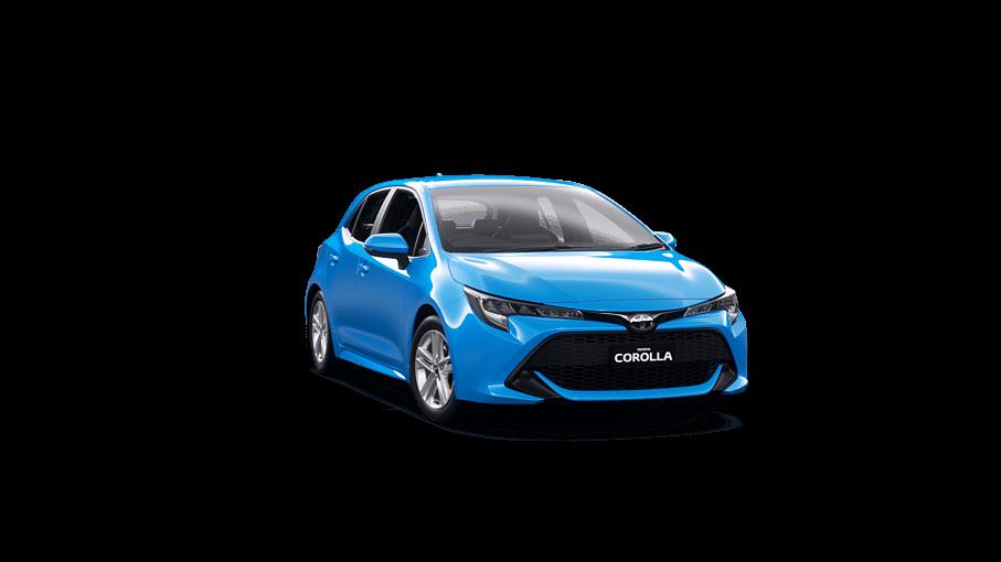 2018 Corolla Hatch Ascent Sport <span>Petrol | Auto CVT</span>