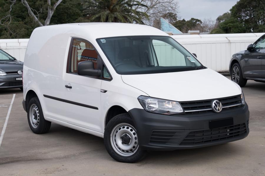 2019 MY20 Volkswagen Caddy 2K SWB Van Van Image 1