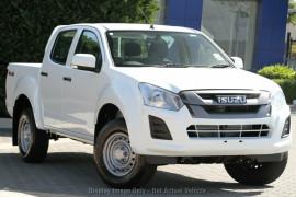 Isuzu UTE D-MAX 4x4 SX Crew Cab Chassis --