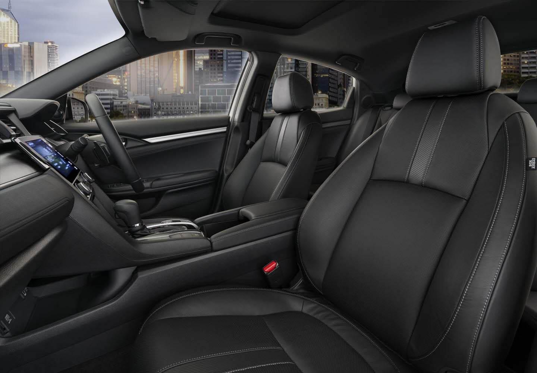 Civic Hatch Spacious Interior