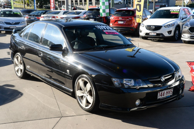 2003 Holden Commodore VY II SS Sedan Image 5