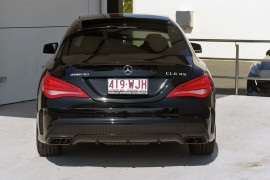 2016 MY06 Mercedes-Benz Cla45 C117 806MY CLA45 AMG Coupe Image 5