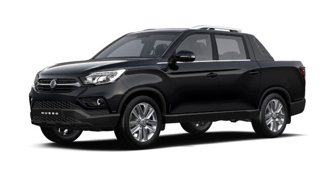 2019 SsangYong Musso Q200 Ultimate Double cab