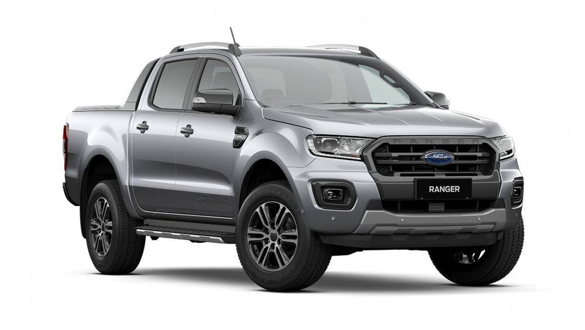 2020 MY21.25 Ford Ranger PX MkIII Wildtrak Utility Image 1