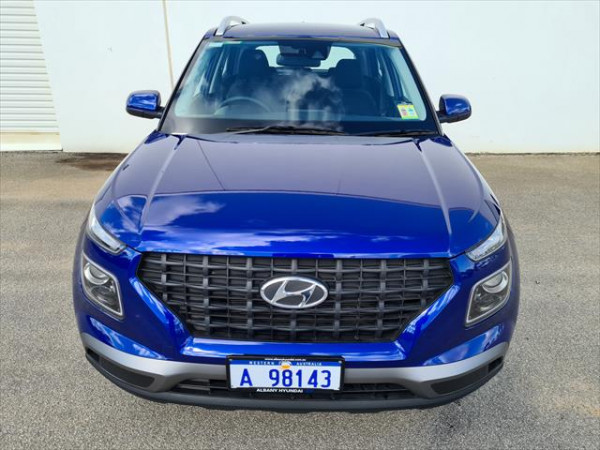 2019 MY20 Hyundai Venue QX Active Wagon