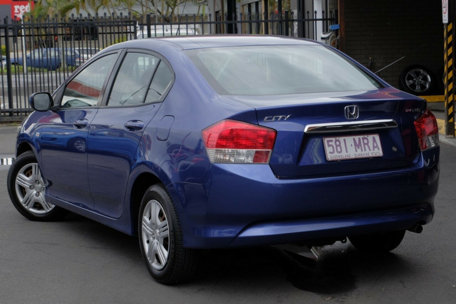 2009 Honda City GM MY09 VTi Sedan