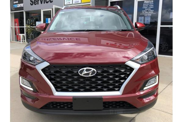 2019 Hyundai Tucson TL3 MY19 ACTIVE X Suv Image 2
