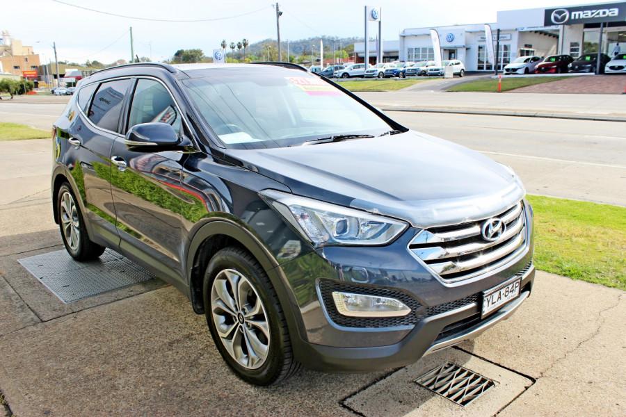 2014 Hyundai Santa Fe DM  Highlander Suv
