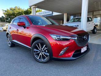 Mazda CX-3 TOURING DK2W7A