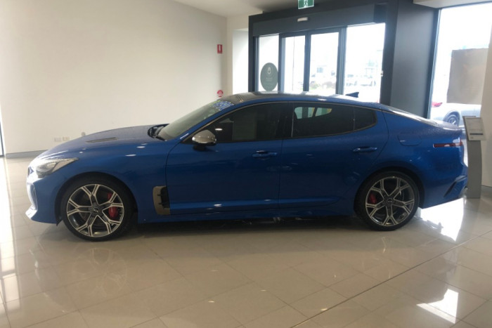 2019 Kia Stinger CK MY19 GT Sedan