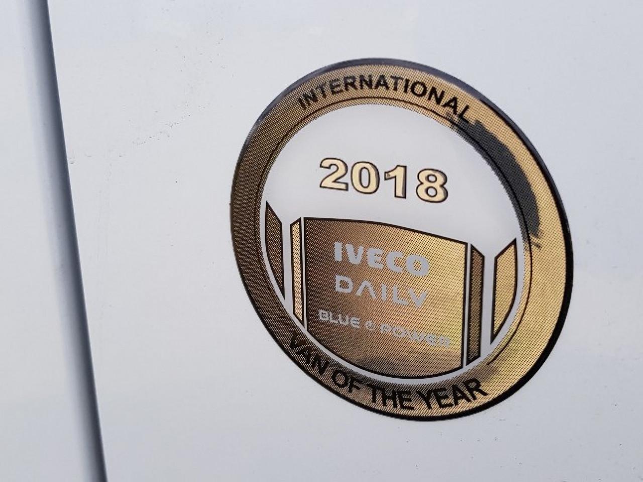 2018 Iveco Daily 35s17 A8V