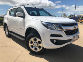 Holden Trailblazer LT RG