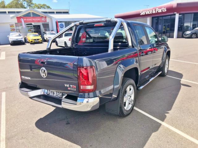 2018 MYV6 Volkswagen Amarok 2H Highline Utility crew cab