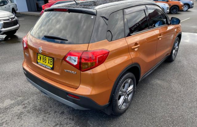 2016 Suzuki Vitara LY RT-S Suv