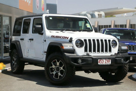 Jeep Wrangler Unlimited Rubicon JL MY19