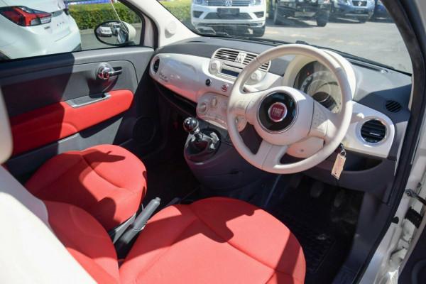 2013 Fiat 500 Series 1 Hatchback Image 5