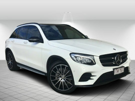 Mercedes-Benz GLC250 d 9G-Tronic 4MATIC X253