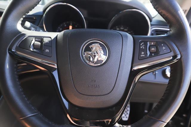 2016 Holden Commodore VF Series II MY16 SV6 Sedan Image 16