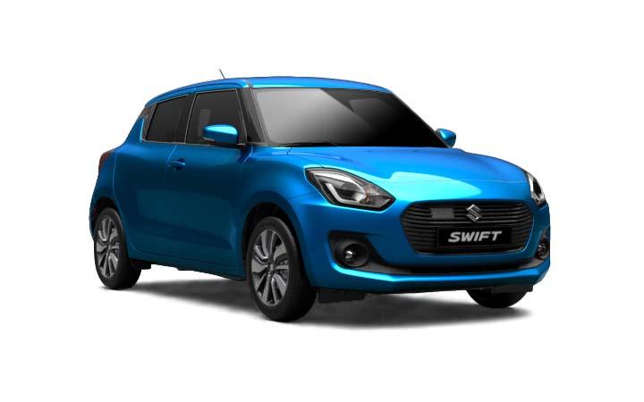 2018 MY17 Suzuki Swift AZ GLX Hatchback