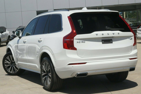 2020 MY21 Volvo XC90 L Series MY21 T6 Geartronic AWD Momentum Suv Image 3