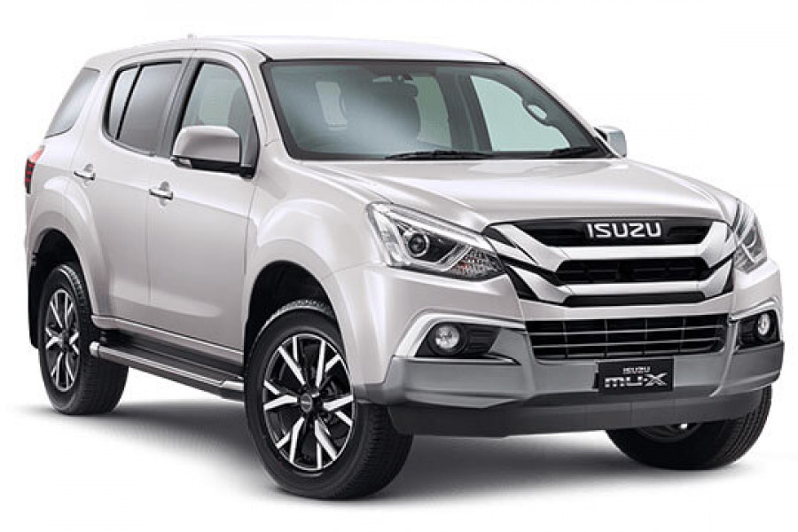 2019 Isuzu UTE MU-X LS-U 4x2 Wagon Image 1