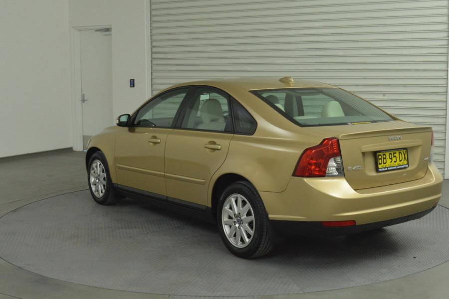 2008 Volvo S40 Vehicle Description. M  MY08 S Sedan 4dr SA 5sp 2.4i S Sedan Mobile Image 6
