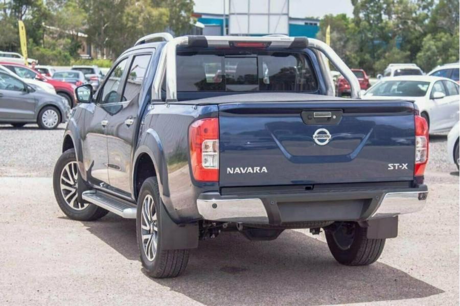 2019 Nissan Navara D23 Series 4 MY19 ST-X (4x2) Dual cab pick-up