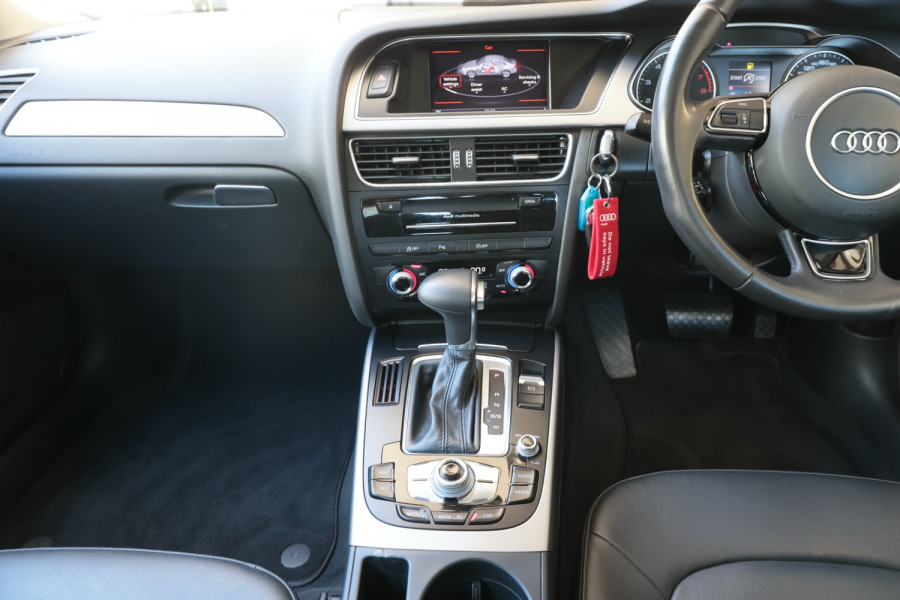 2014 Audi A4 B8 8K MY14 Sedan Image 14