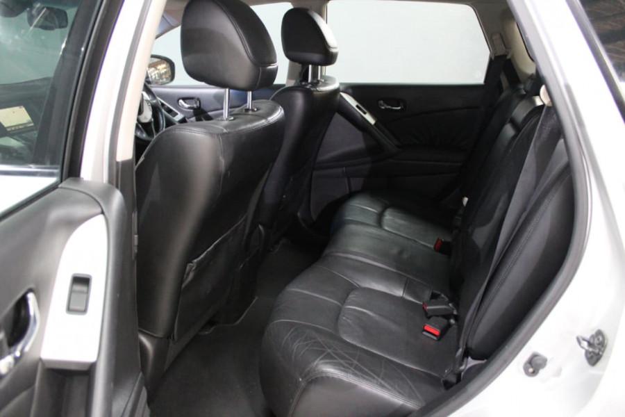 2009 Nissan Murano Z51 Wagon