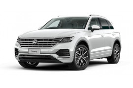 Volkswagen Touareg Launch Edition CR