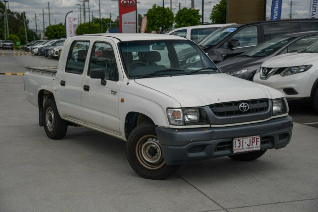 2001 Toyota Hilux 4x2
