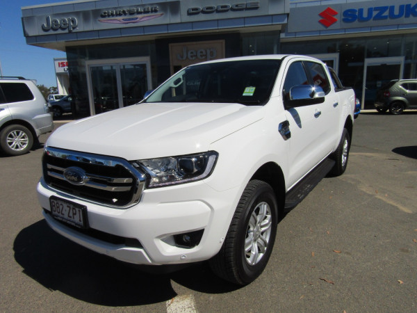 2020 Ford Ranger PX MKIII 2019.00MY XLT Utility