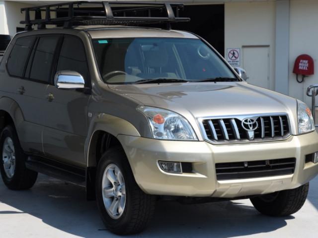 2004 Toyota Landcruiser Prado GRJ120R GXL Suv