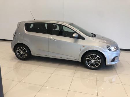 2017 Holden Barina TM LS Hatchback Image 2